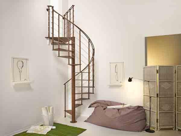 Slim-Spiral-Stair