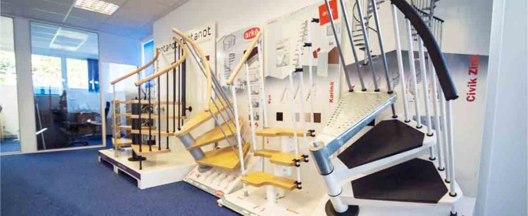 Staircase-Showroom