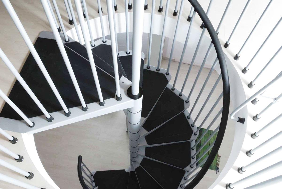 Civik-Spiral-Staircase