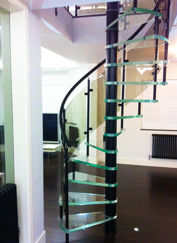 Spiral Staircase Bronley