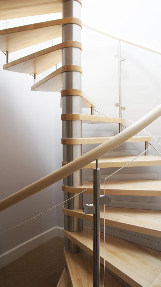 Spiral-Staircase-Surbiton