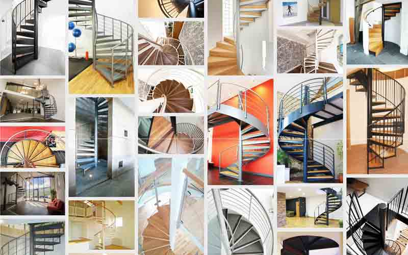 Spiral Stair Gallery