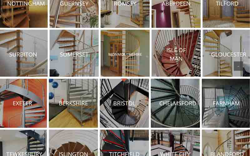 Spiral Stair Projects
