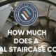 How much does a spiral staircase cost