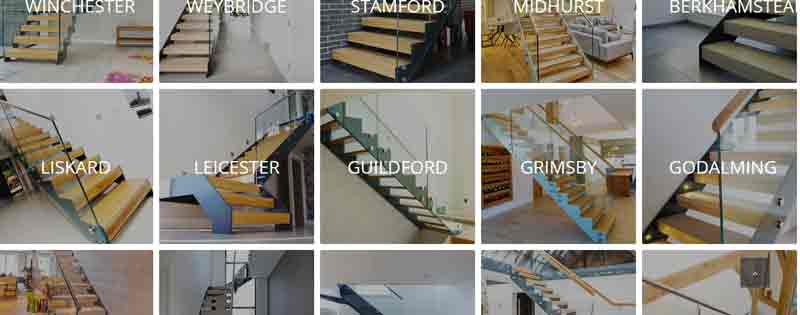 Model 500 Stair Case Studies