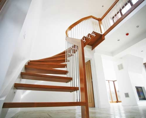 Floating Stair 18