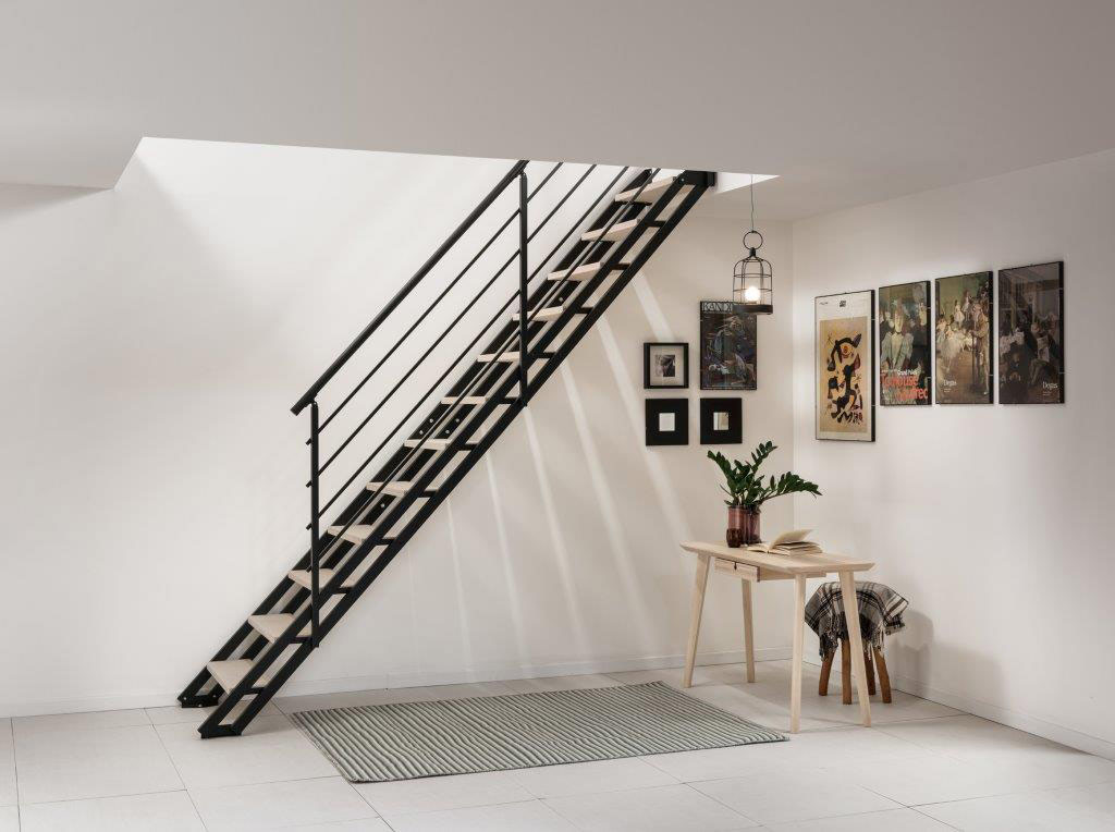 Pop Staircase