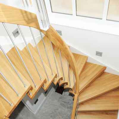 Floating Stair Warsash