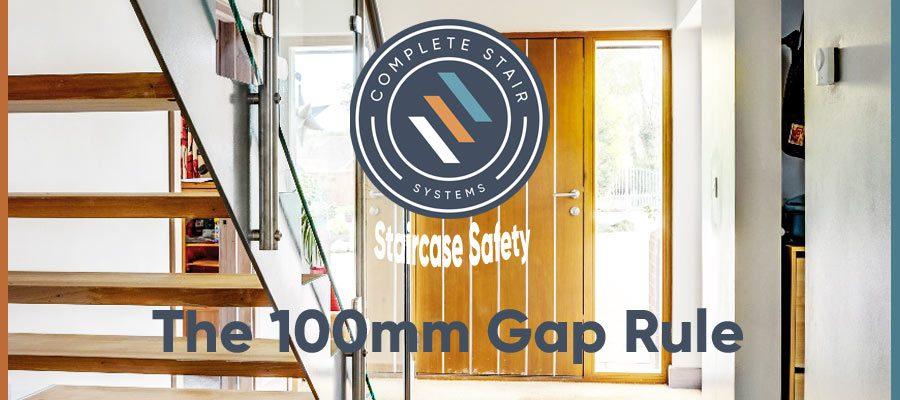 The 100mm Gap rule