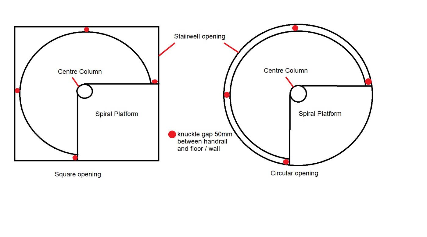 Spiral-Stair-Opening-plan